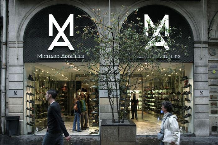 Ardillier Bordeaux chaussures à Toutes les Magasin Michard DHWY29IE